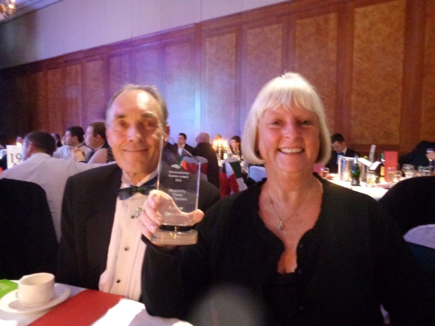 Business Awards accolade again for Monmouthshire Cottages