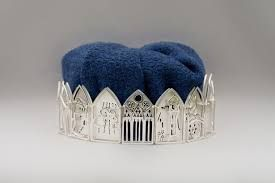 National Eisteddfod crown reflects Tintern Abbey
